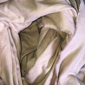 Zara Women's Sand Basic Scarf